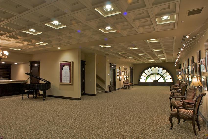 Brockville Arts Centre Gallery Interior Photo